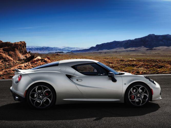 2014 Alfa Romeo 4-C Launch (973) supercar wallpaper