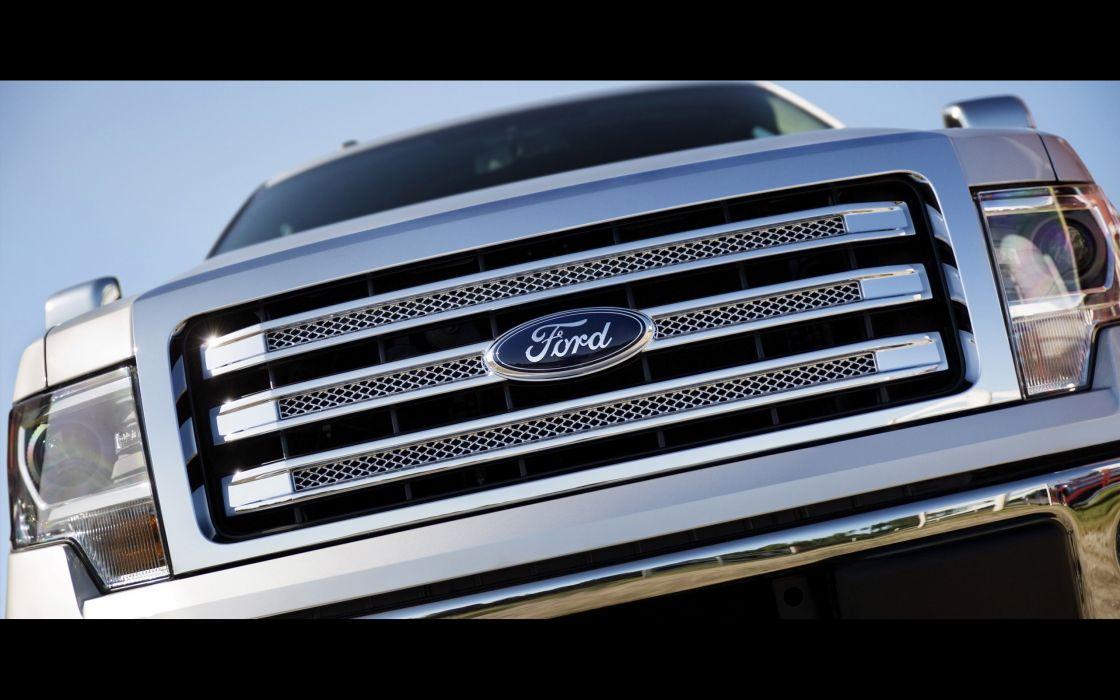 2014 Ford F-150 pickup fw wallpaper