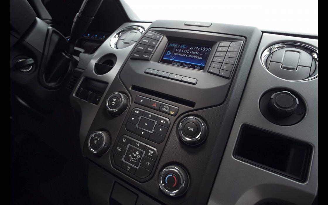 2014 Ford F-150 pickup interior m wallpaper