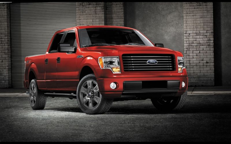 2014 Ford F-150 pickup f wallpaper