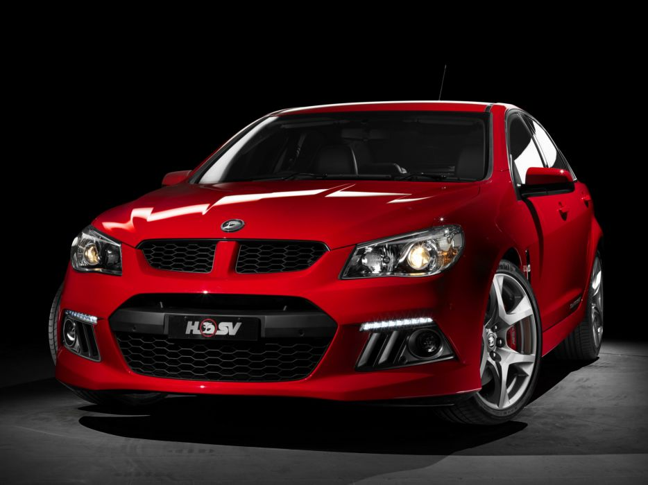 2014 Holden HSV Clubsport (Gen-F)   f wallpaper