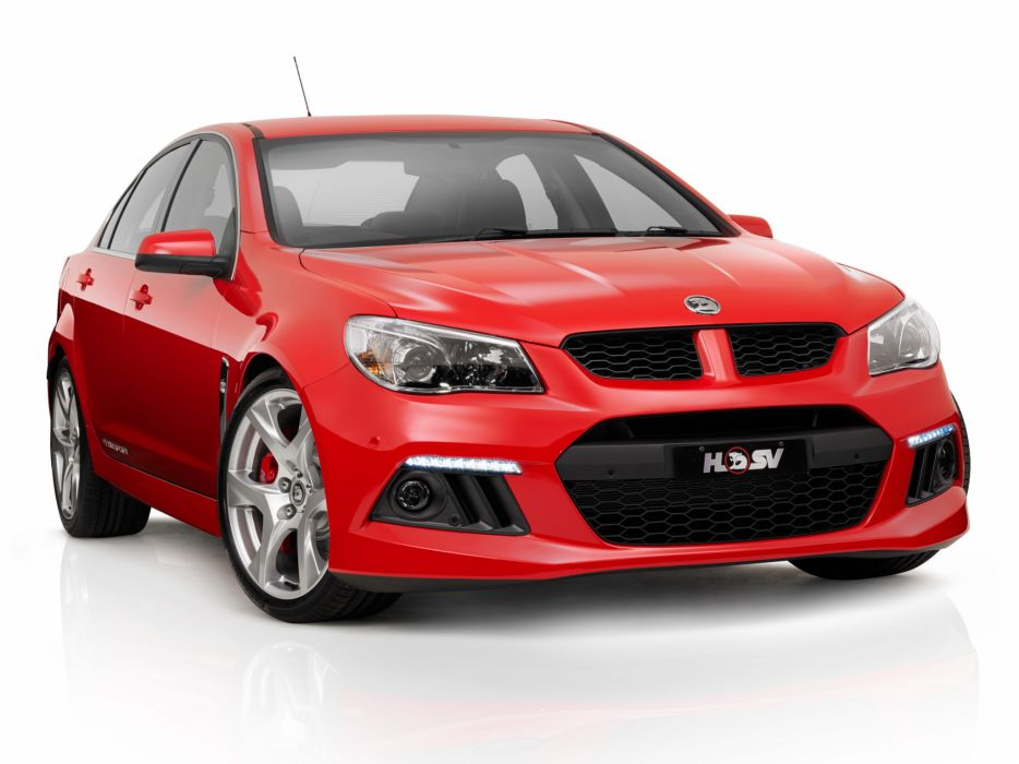 2014 Holden HSV Clubsport (Gen-F)  e wallpaper