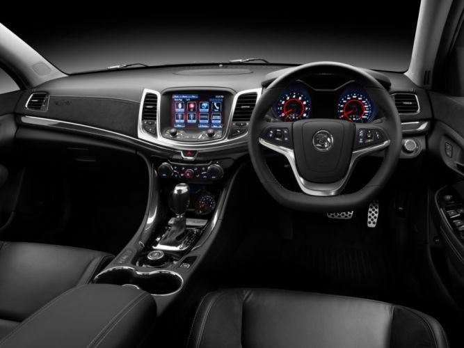 2014 Holden HSV GTS (Gen-F) interior g wallpaper