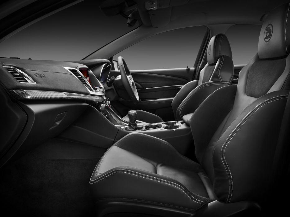 2014 Holden HSV GTS (Gen-F) interior h wallpaper