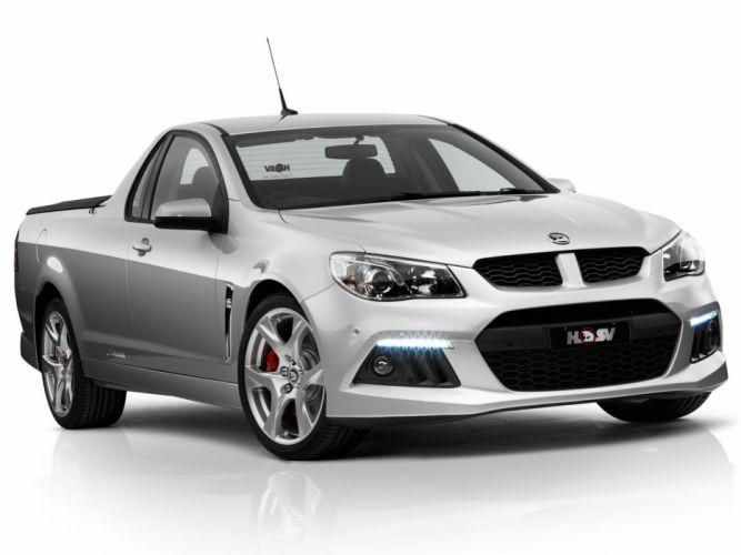2014 Holden HSV Maloo (Gen-F) pickup g wallpaper