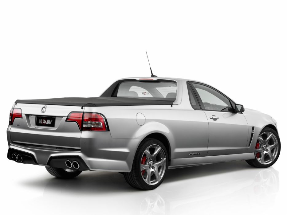 2014 Holden HSV Maloo (Gen-F) pickup  e wallpaper
