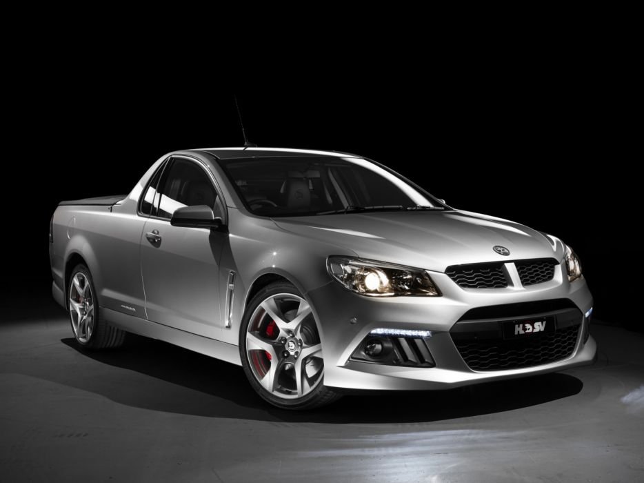 2014 Holden HSV Maloo (Gen-F) pickup  g wallpaper
