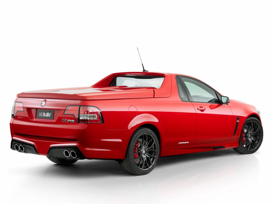 2014 Holden HSV Maloo R08 (Gen-F) pickup  g wallpaper
