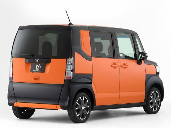 2014 Honda N-Box Element Concept (JF1) suv e wallpaper