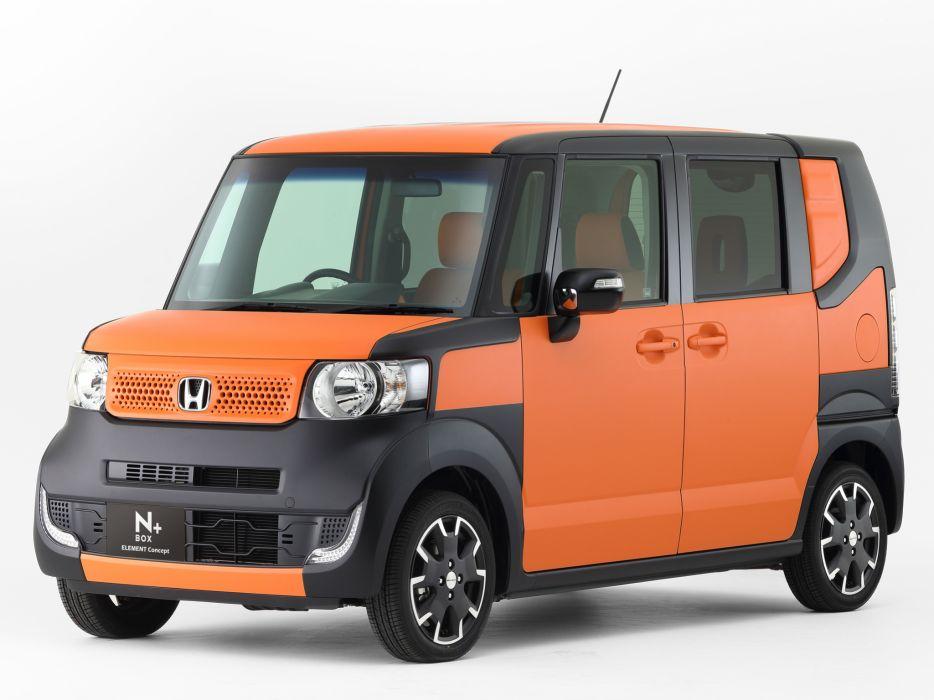 2014 Honda N-Box Element Concept (JF1) suv          h wallpaper
