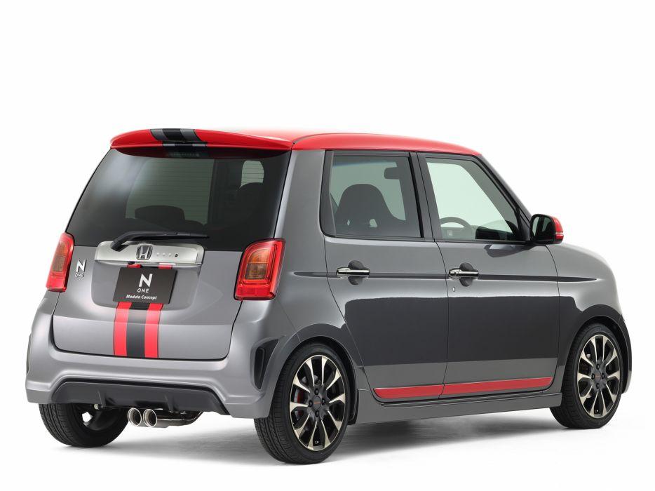 2014 Honda N-One Modulo Concept   g wallpaper