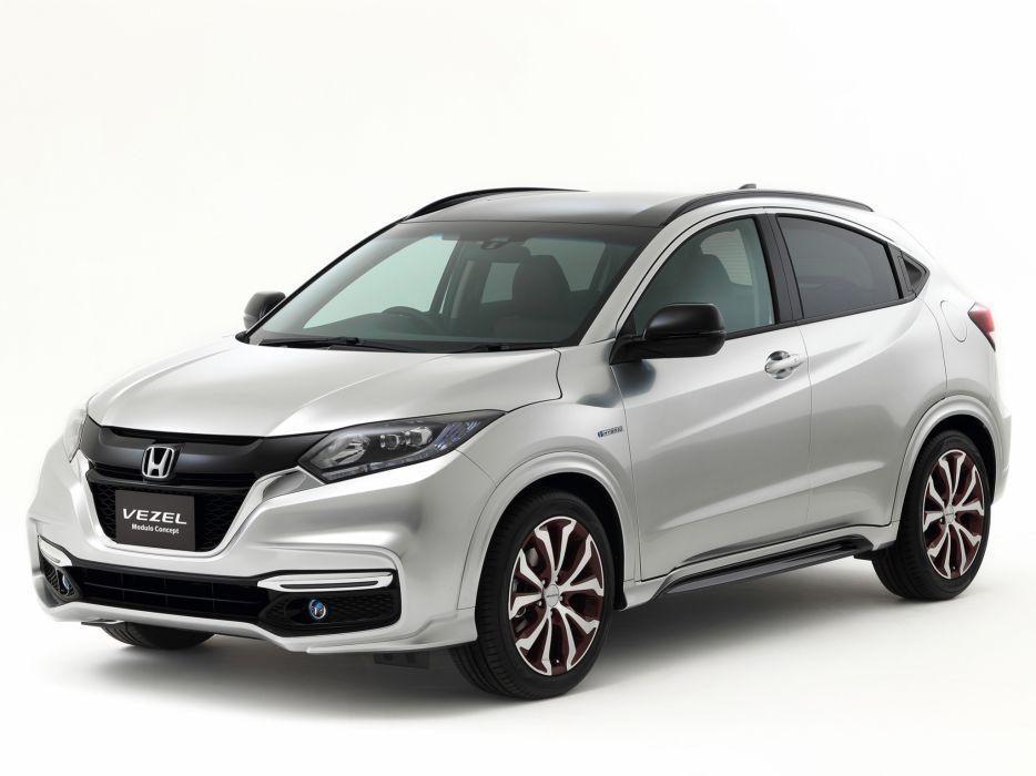 2014 Honda Vezel Modulo Concept       h wallpaper