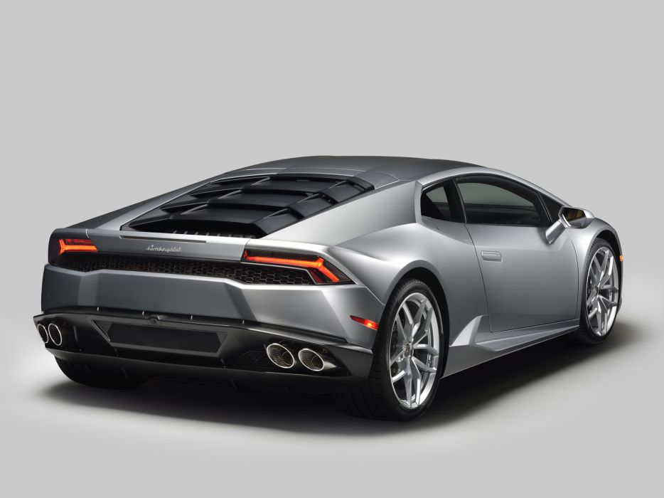 2014 Lamborghini Huracan LP 610-4 (LB724) supercar         h wallpaper