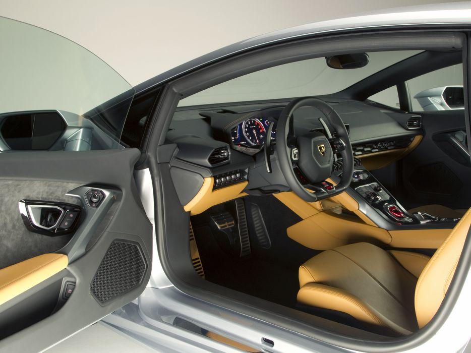 2014 Lamborghini Huracan Lp 610 4 Lb724 Supercar Interior G