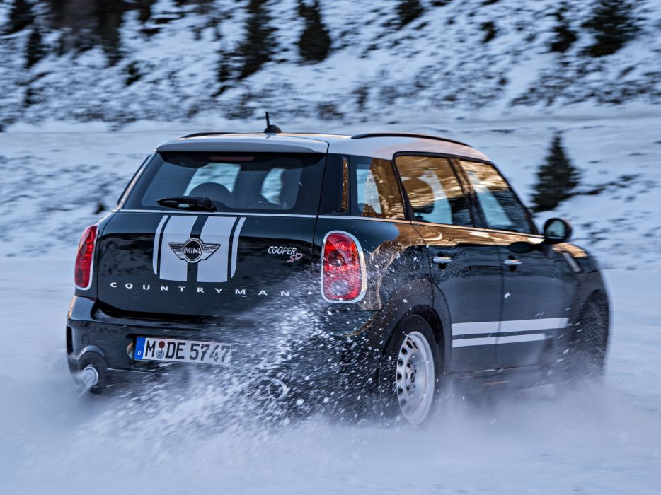 2014 Mini Cooper S-D Countryman All4 (R60)  fj wallpaper