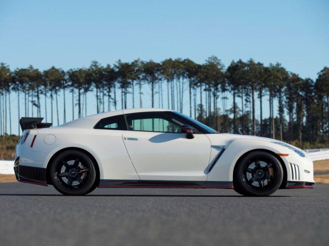 2014 Nismo Nissan GT-R R35 supercar f wallpaper