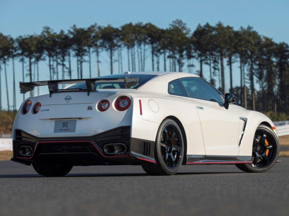 2014 Nismo Nissan GT-R R35 supercar   g wallpaper