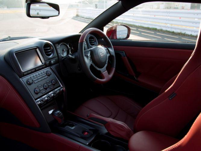 2014 Nissan GT-R JP-spec (R35) supercar t wallpaper