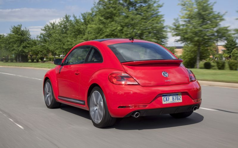 2014 Volkswagen Beetle w wallpaper