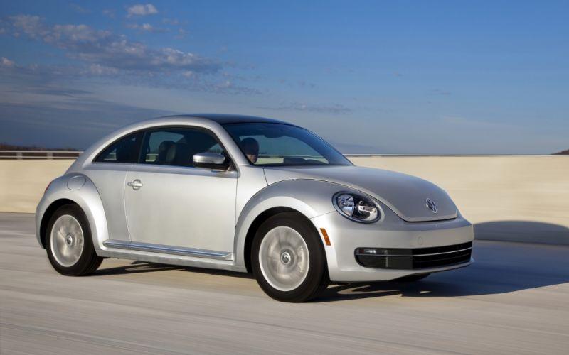 2014 Volkswagen Beetle t wallpaper