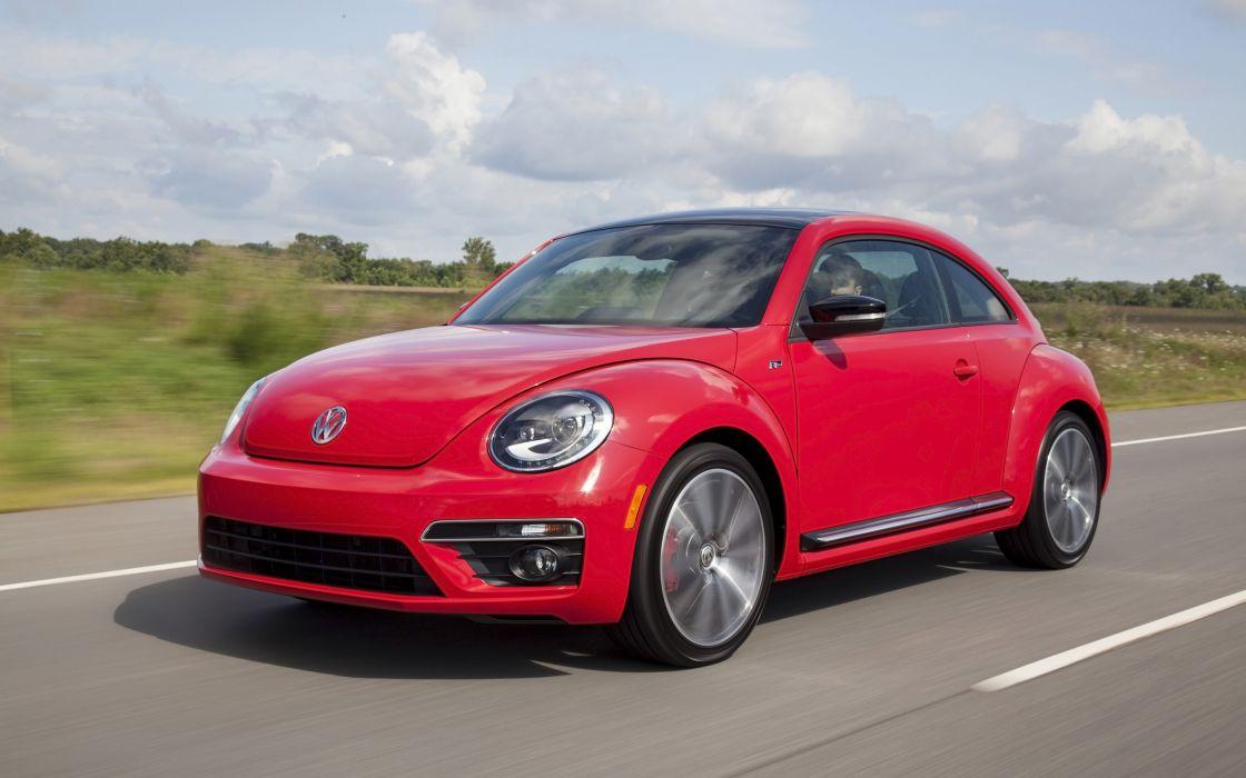 2014 Volkswagen Beetle  hd wallpaper