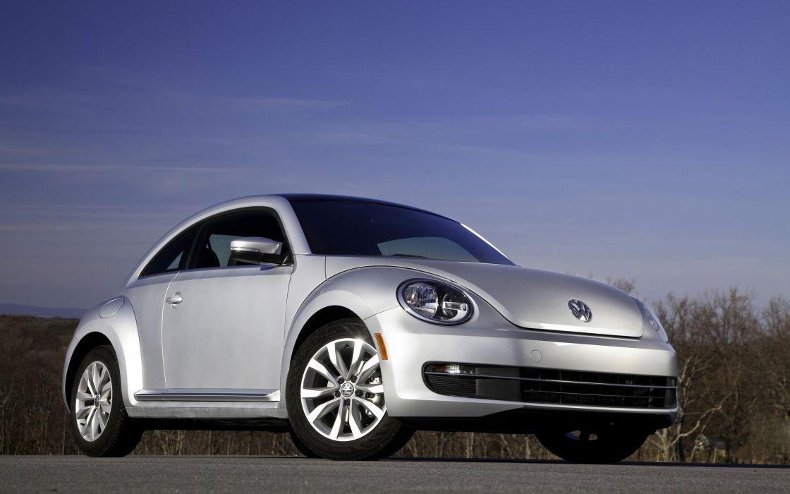 2014 Volkswagen Beetle  fs wallpaper
