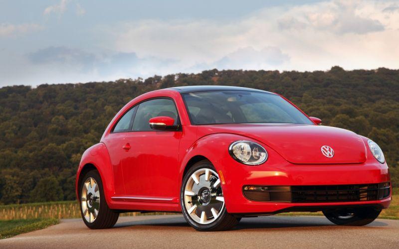 2014 Volkswagen Beetle d wallpaper