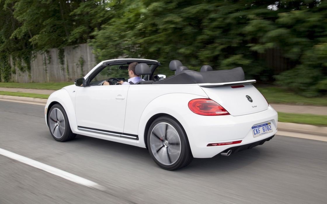 2014 Volkswagen Beetle Convertible  r wallpaper