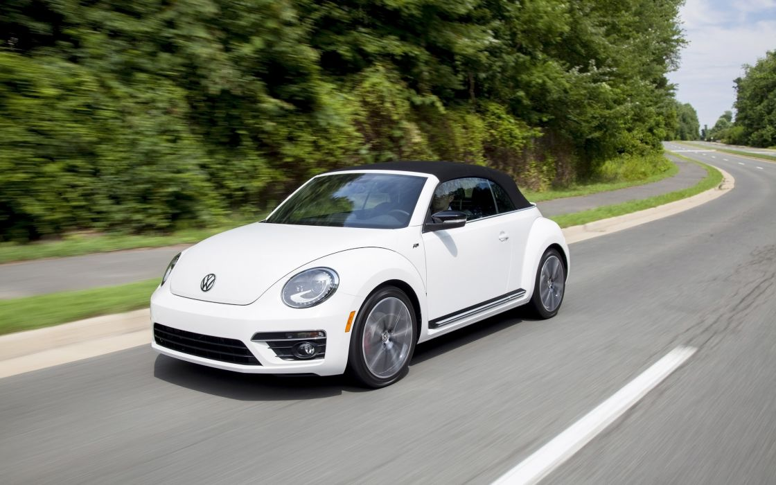 2014 Volkswagen Beetle Convertible d wallpaper