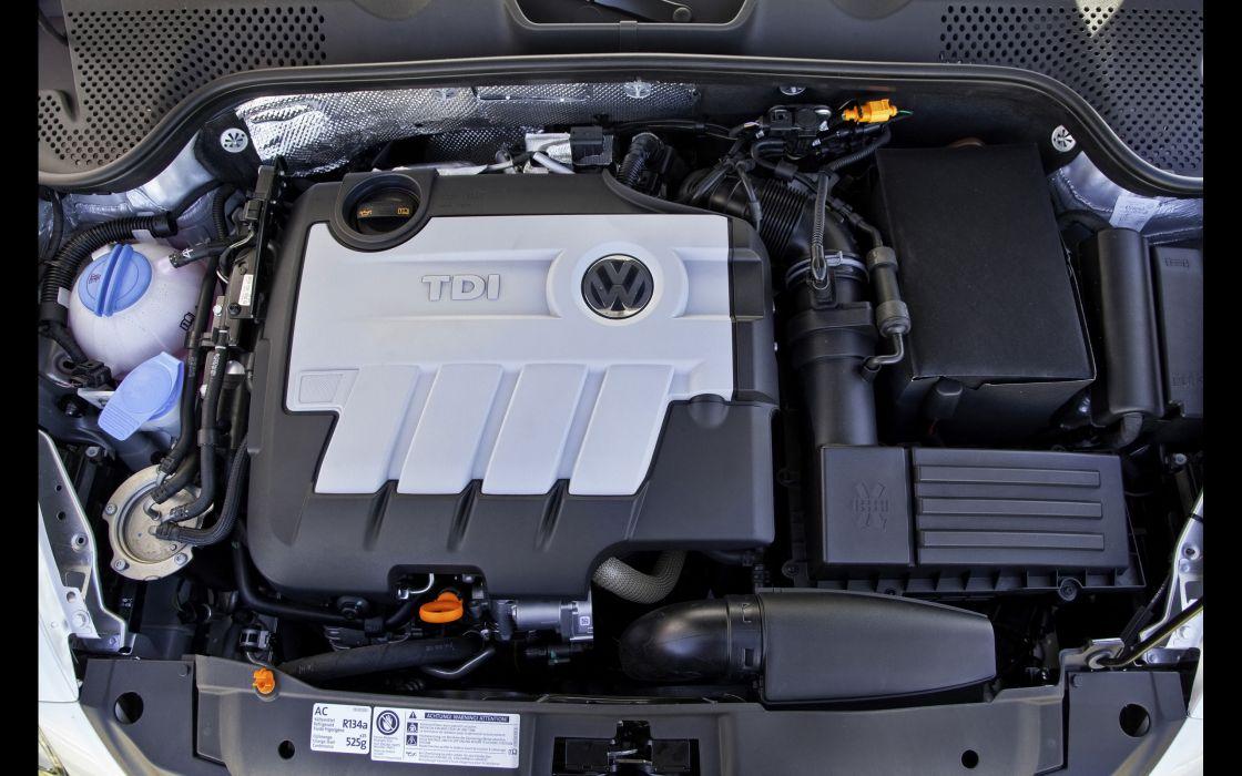 2014 Volkswagen Beetle engine    g wallpaper