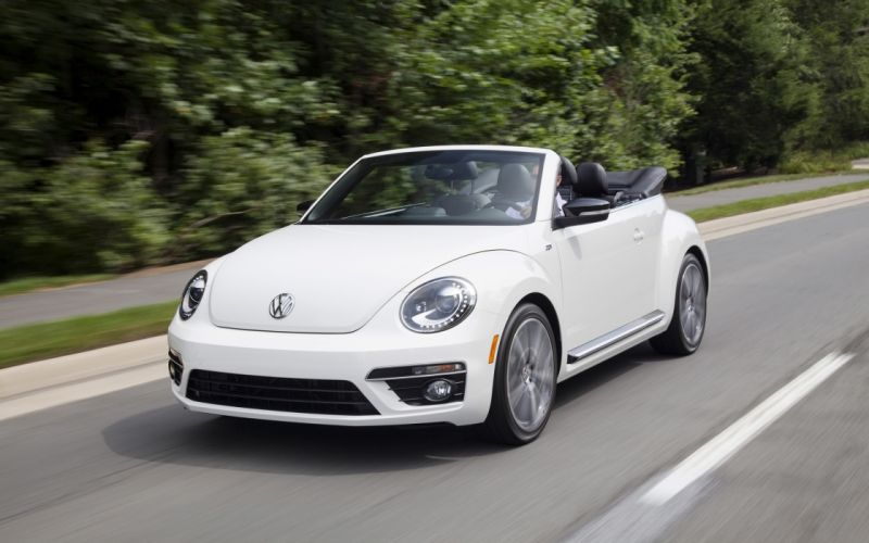 2014 Volkswagen Beetle Convertible e wallpaper