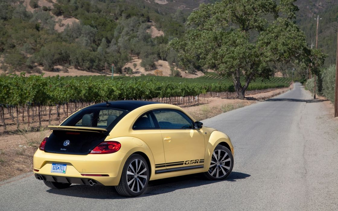 2014 Volkswagen Beetle GSR  g wallpaper