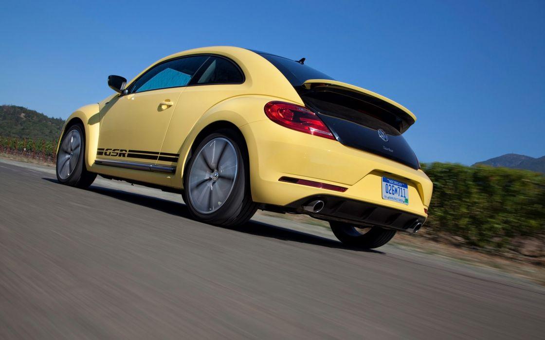 2014 Volkswagen Beetle GSR  j wallpaper