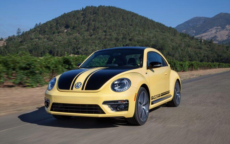 2014 Volkswagen Beetle GSR h wallpaper