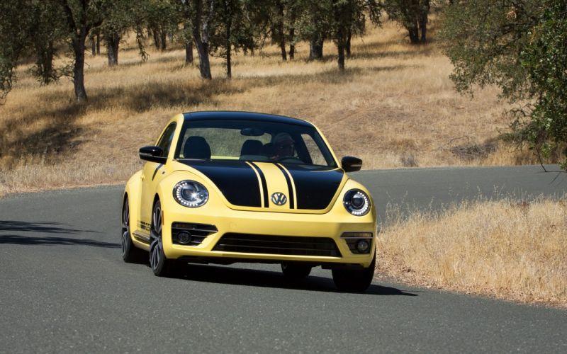 2014 Volkswagen Beetle GSR hs wallpaper