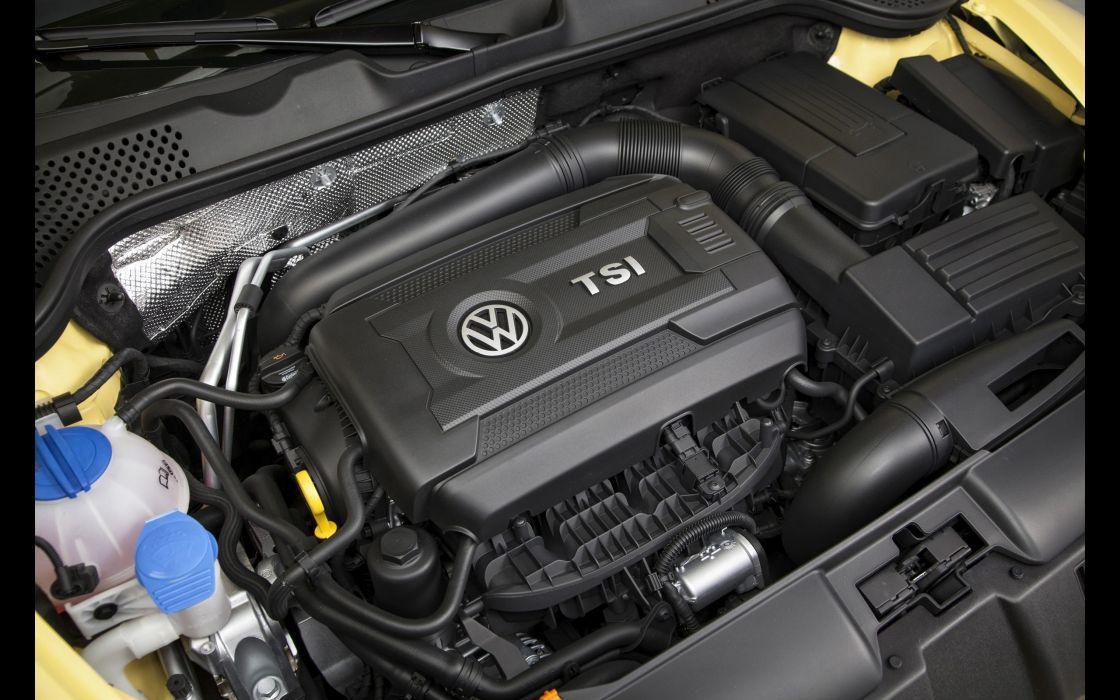 2014 Volkswagen Beetle GSR engine      g wallpaper