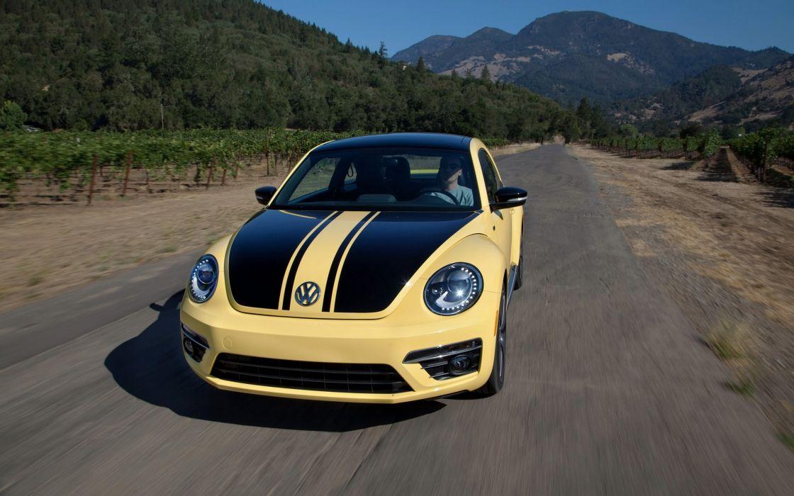 2014 Volkswagen Beetle GSR hj wallpaper