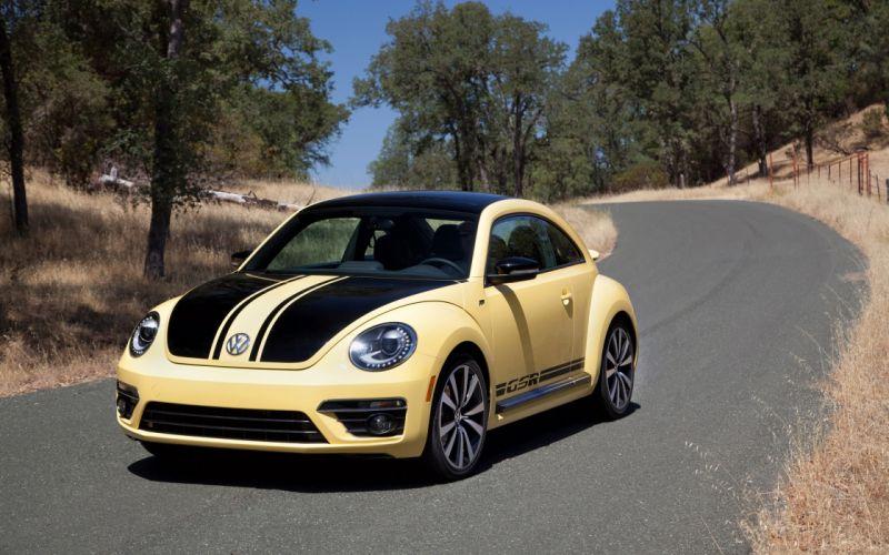 2014 Volkswagen Beetle GSR f wallpaper