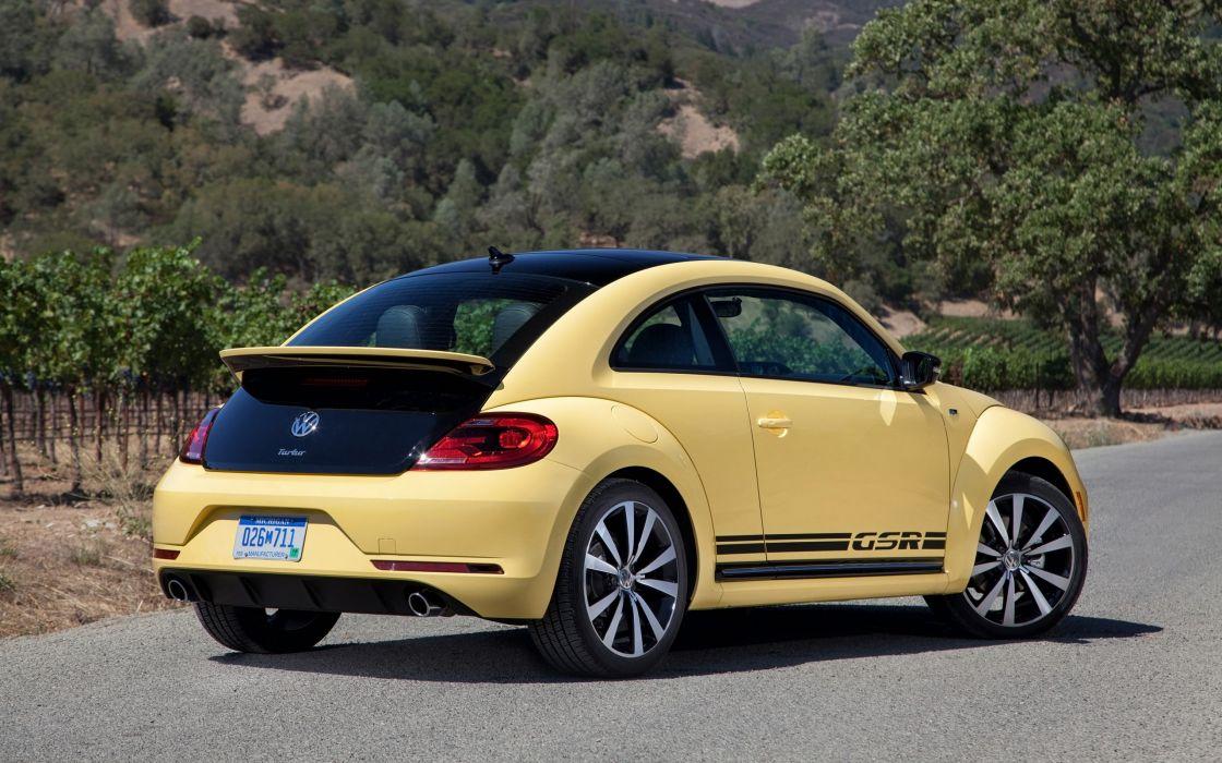 2014 Volkswagen Beetle GSR  fs wallpaper