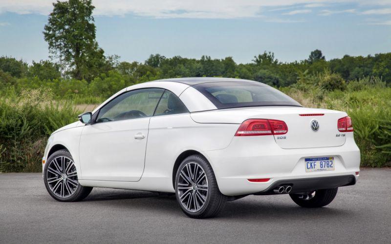 2014 Volkswagen Eos d wallpaper