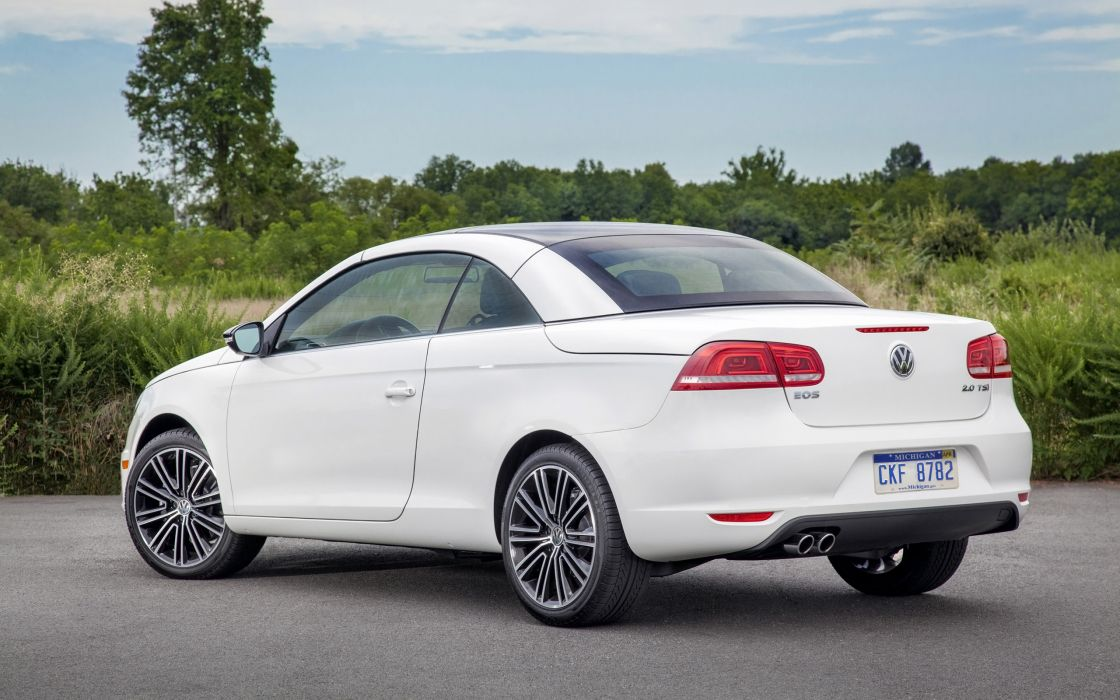 2014 Volkswagen Eos d wallpaper
