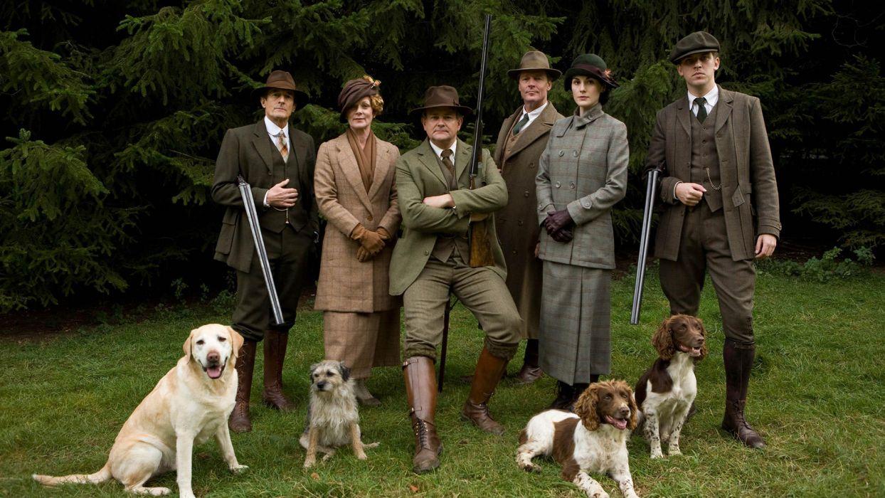 DOWNTON ABBEY british period drama television    h wallpaper