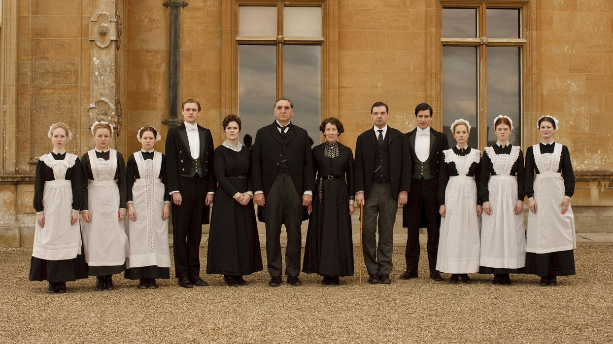 DOWNTON ABBEY british period drama television   d wallpaper