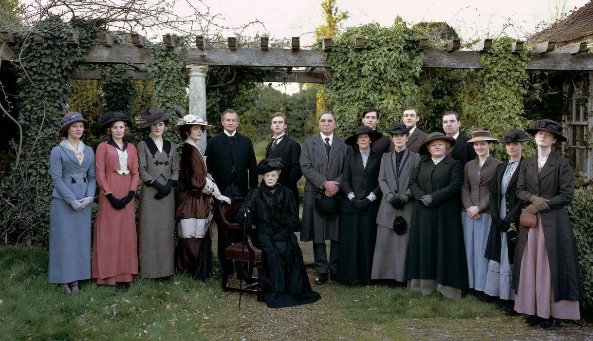 DOWNTON ABBEY british period drama television  d wallpaper