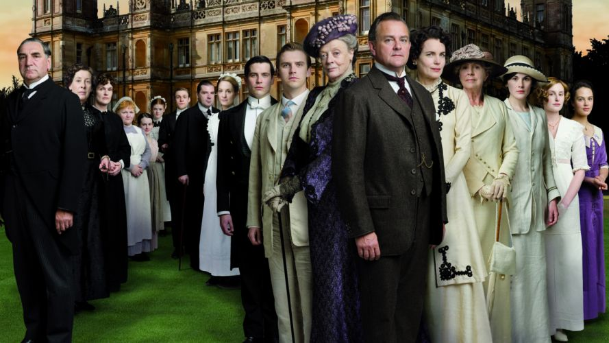 DOWNTON ABBEY british period drama television fs wallpaper