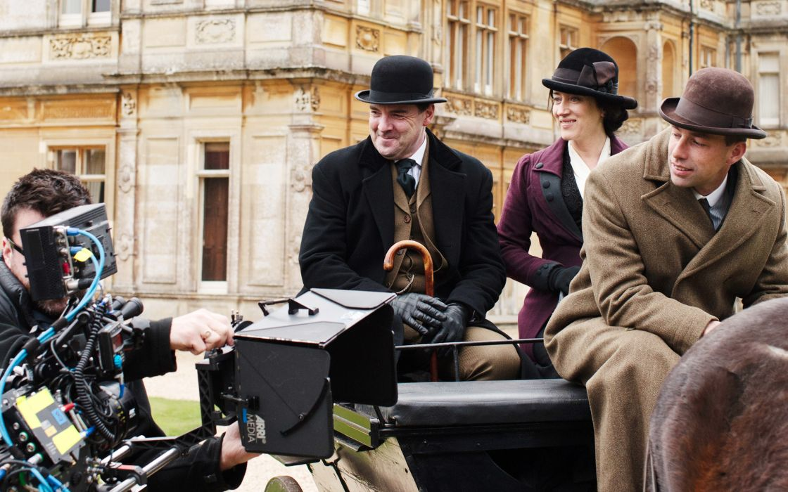 DOWNTON ABBEY british period drama television  w wallpaper