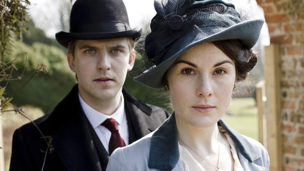 DOWNTON ABBEY british period drama television  f wallpaper