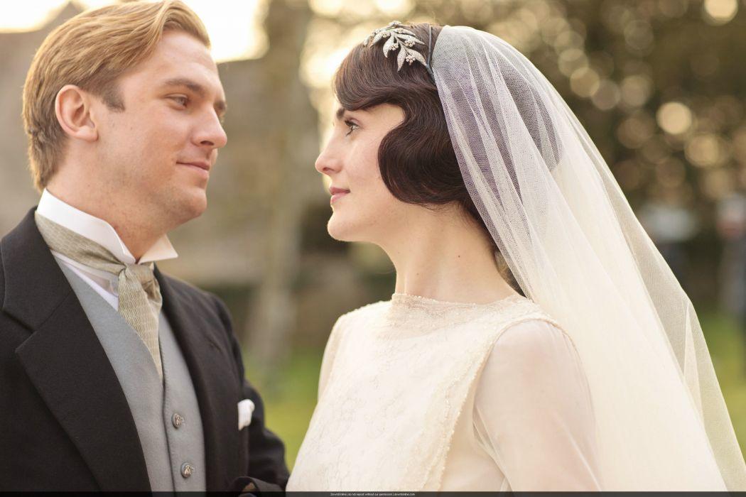 DOWNTON ABBEY british period drama television bride mood      g wallpaper