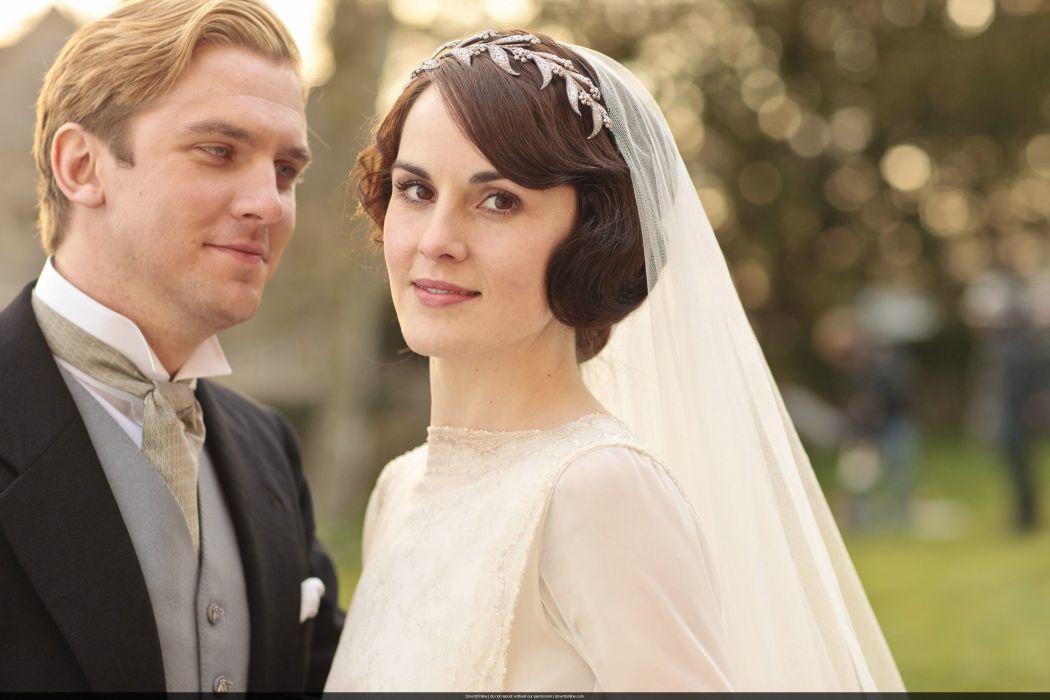 DOWNTON ABBEY british period drama television bride mood    d wallpaper