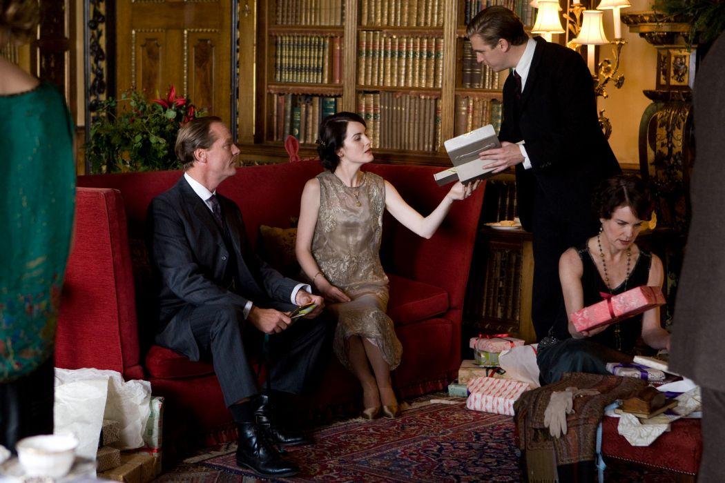 DOWNTON ABBEY british period drama television christmas  d wallpaper